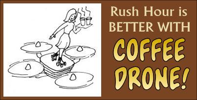 CoffeeDrone